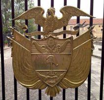 Wappen des Präsidenten