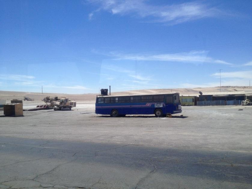 ...unterwegs nach San Pedro de Atacama