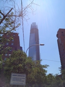…wieder in Santiago –Rückblick