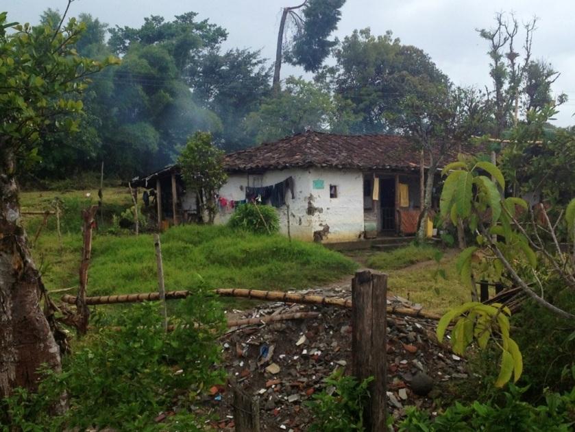 Campesino-Wohnhaus