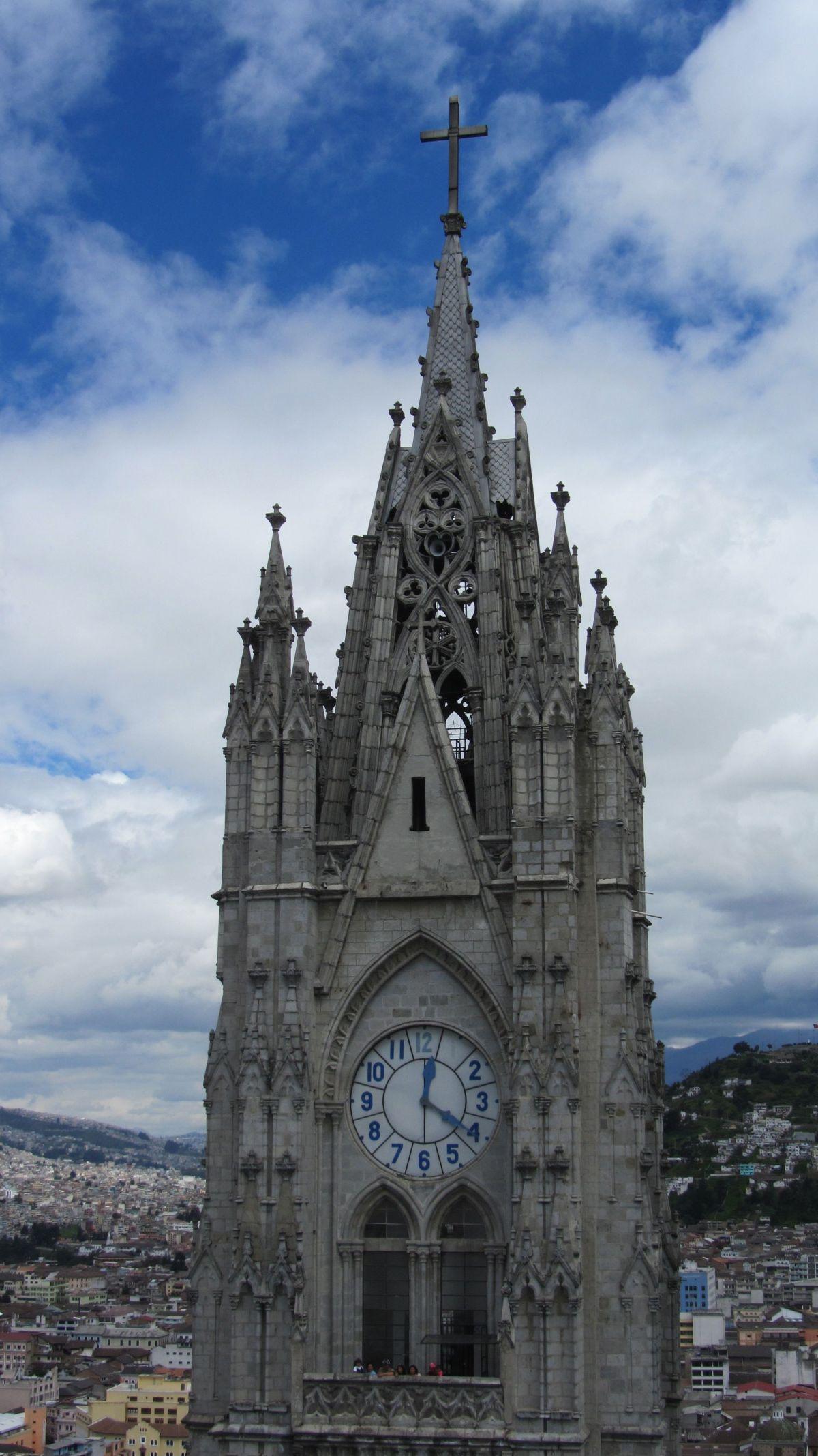 Quito – Basilica del VotoNacional