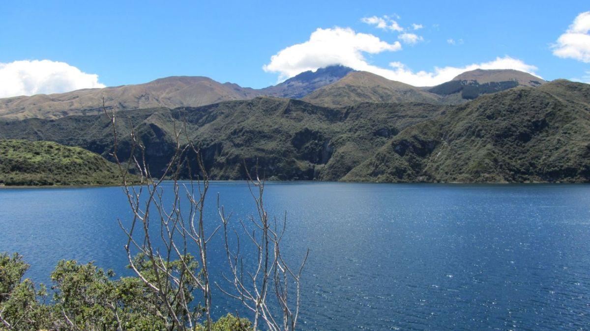 Fahrt von Ipiales zum Mittelpunkt der Welt und nachQuito