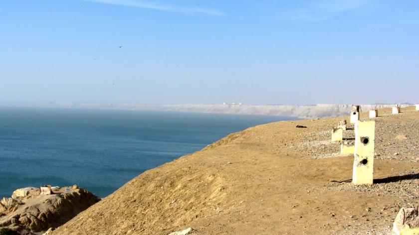 Küste bei Paita