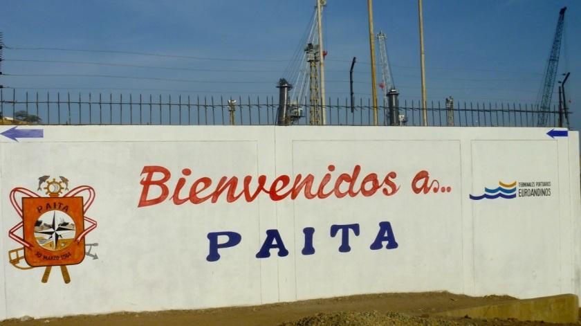 Willkommen in Paita