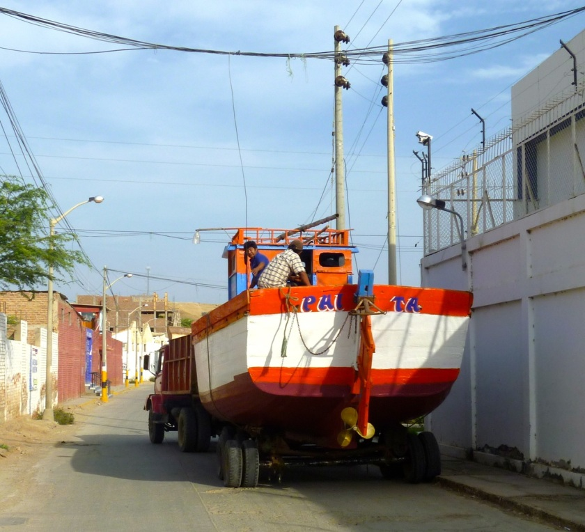 Schiffstransport
