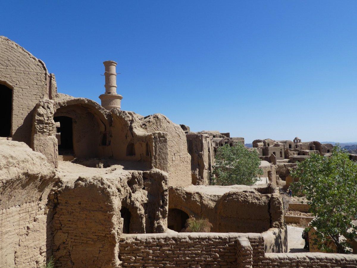 Rund um Yazd – Kharanaq, Chak Chak,Meybod