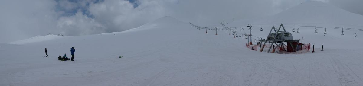 Teheran – SkigebietTochal