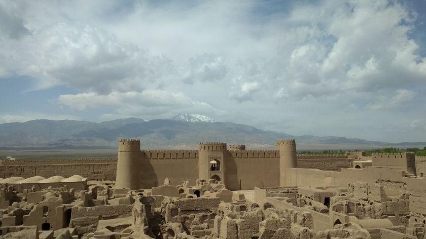 Die Zitadelle von Rayen