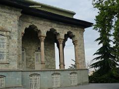 Teheran -Saadabad-Palastanlage