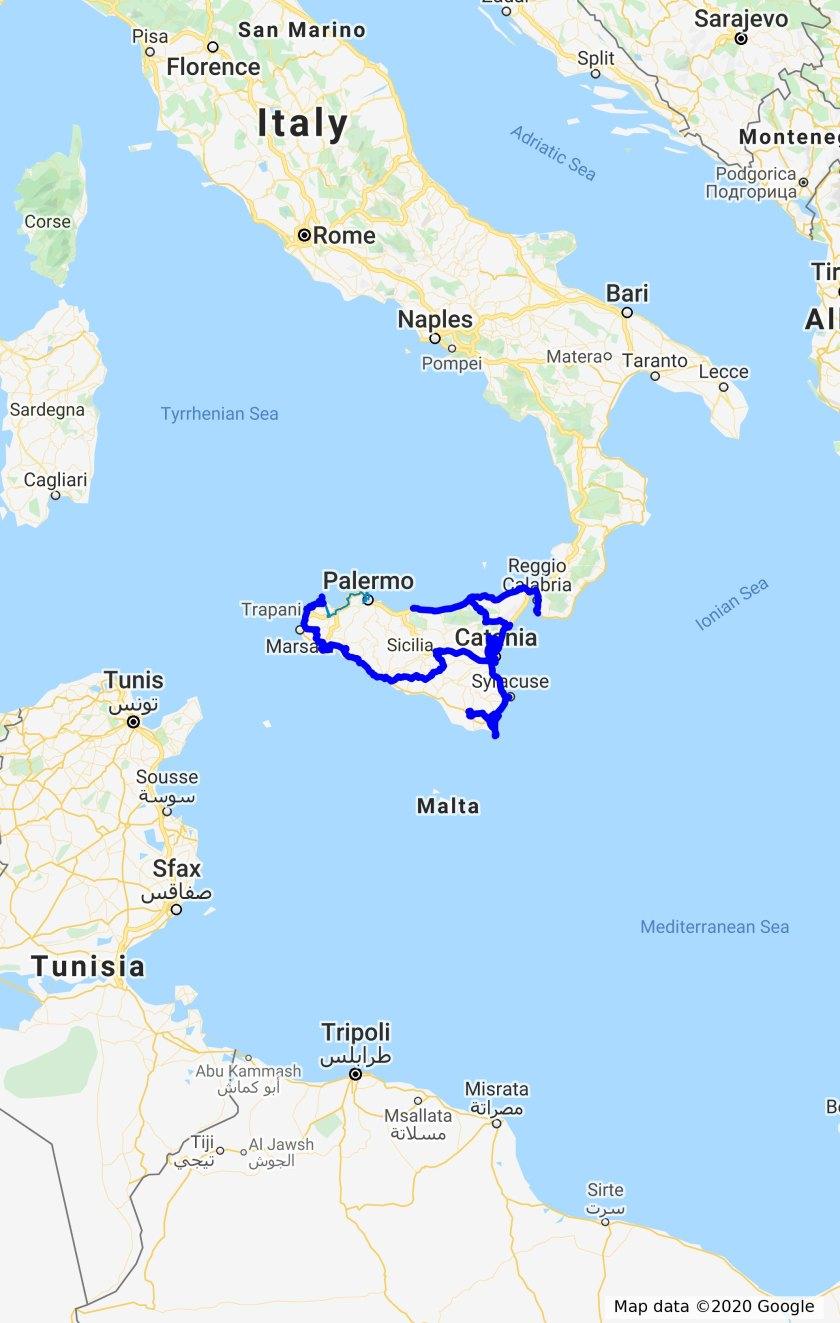 Teil 2 Sizilien